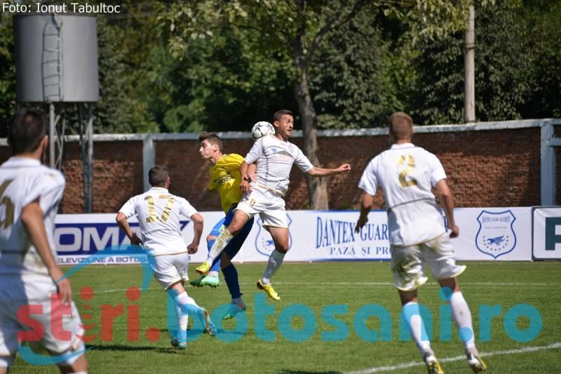 AMICAL: FCM Dorohoi a remizat cu Rapid CFR Suceava!