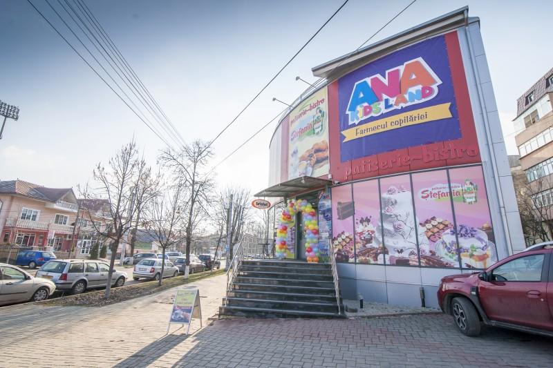 Ana Kids Land, Farmecul Copilăriei - cel mai nou spațiu de joacă din Botoșani FOTO