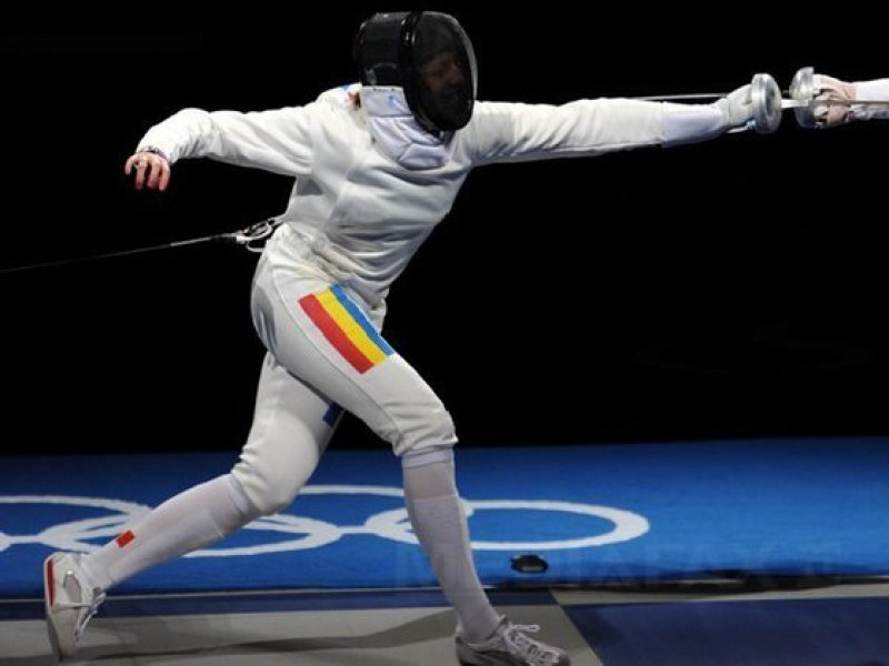 Ana-Maria Popescu a câştigat medalia de argint la CM de la Wuxi, proba spadă