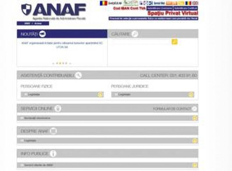 ANAF: 210.000 de PFA si persoane cu activitati independente sunt obligate sa depuna formularul 600 pana la 31 ianuarie!