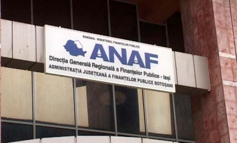 ANAF asigură gratuit măști de protecție celor care îi calcă pragul, fie că-și plătesc sau nu taxele și impozitele