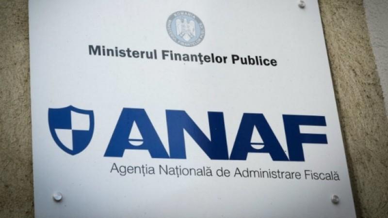 ANAF: Sistemul informatic este perfect functional. In acest moment este posibila inclusiv raportarea catre banci