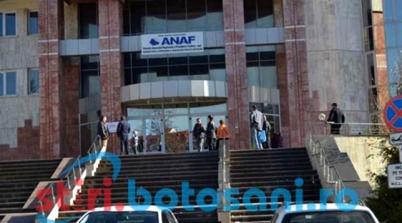ANAF va transmite notificări contribuabililor care nu au depus declarațiile fiscale pentru a fi evitată declararea stării de inactivitate a acestora