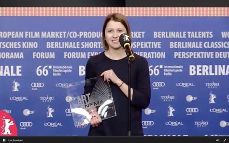 """Anamaria Antoci şi filmul """"Ilegitim"""", triumf la Berlinale!"""