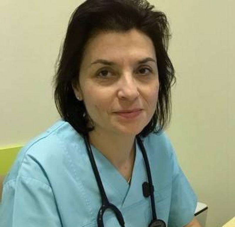 """ANCA COLIȚĂ: """"Până să fii doctor, ești părinte și nu poți să nu te gândești că asta i se poate întâmpla și copilului tău"""""""