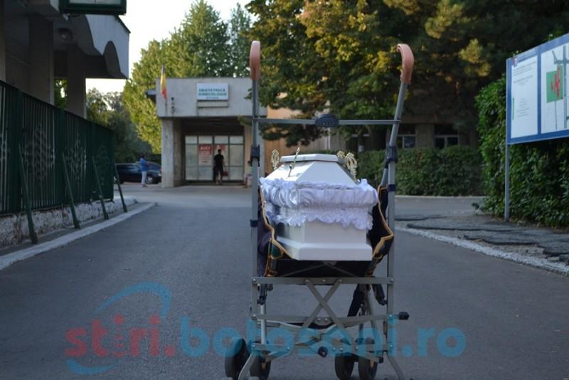 Ancheta în cazul bebeluşului mort în Maternitate: control de specialitate cu rezultate nefavorabile!