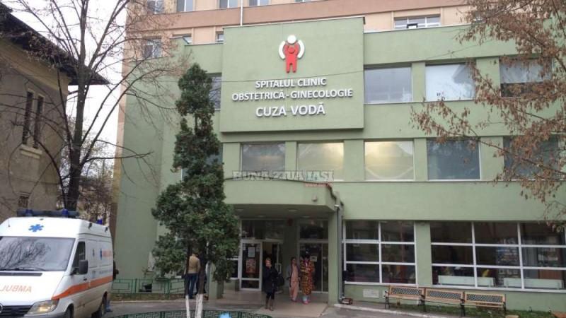 Anchetă la Maternitatea Iași, după ce patru nou-născuți au fost infectați cu bacteria Klebsiella. Doi copii au murit!