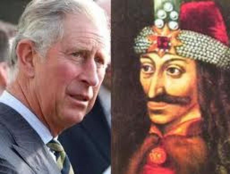 ANCHETĂ: Prinţul Charles chiar este urmaşul lui Dracula