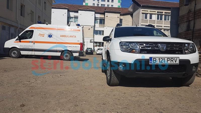 Anchetatori DNA la Serviciul Judeţean de Ambulanţă - FOTO