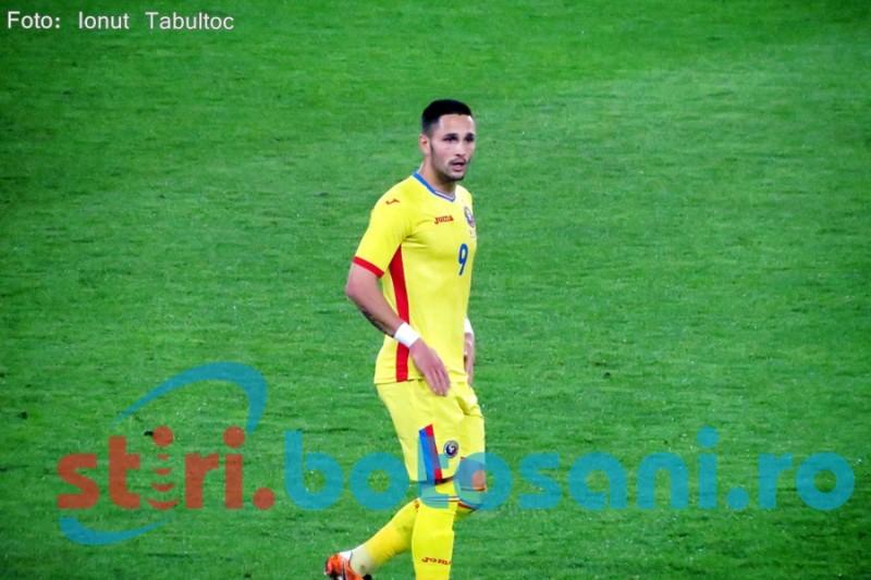 """Andone vrea să fie starul României în Franța: """"Îmi va crește cota la Euro"""""""