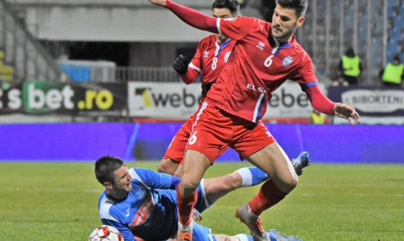 Andrei Chindriș, aproape de un transfer în Grecia