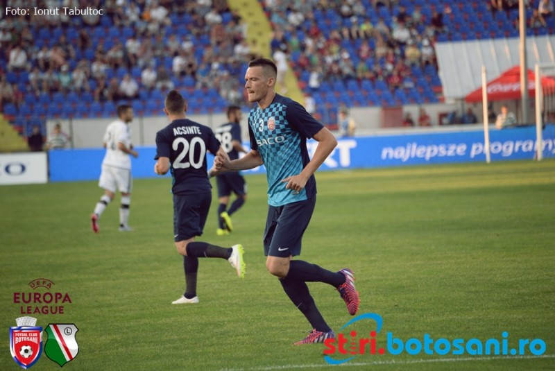 Andrei Cordos ar putea ajunge la o echipa din Liga a II-a