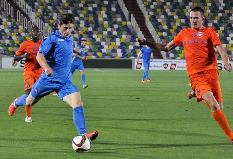 "Andrei Cordos: ""La Dinamo te simti apreciat ca si fotbalist"""