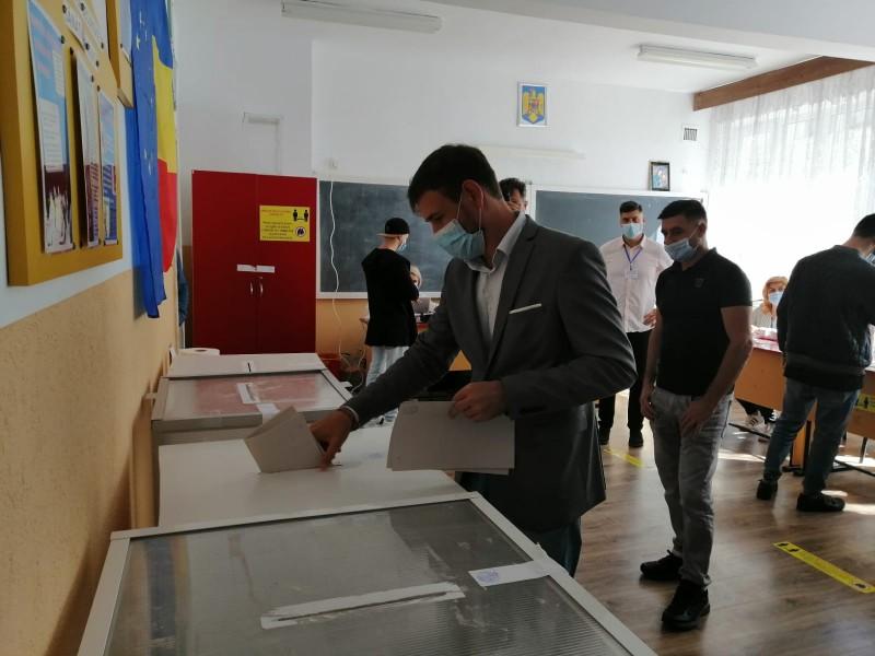 Andrei Drancă: Am votat pentru dezvoltare, pentru un județ uitat de lume