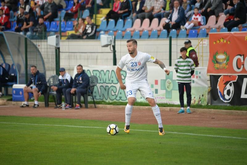 """Andrei Dumitras: """"Meciul cu Viitorul nu e unul special. Trebuie sa obtinem cele trei puncte"""""""