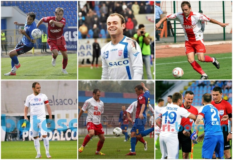 Andrei Patache s-a despartit de FC Botosani si a semnat cu o alta echipa din Liga 1
