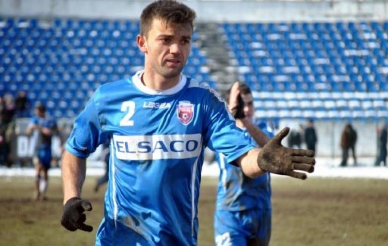 Andrei Poverlovici revine pe stadionul Municipal