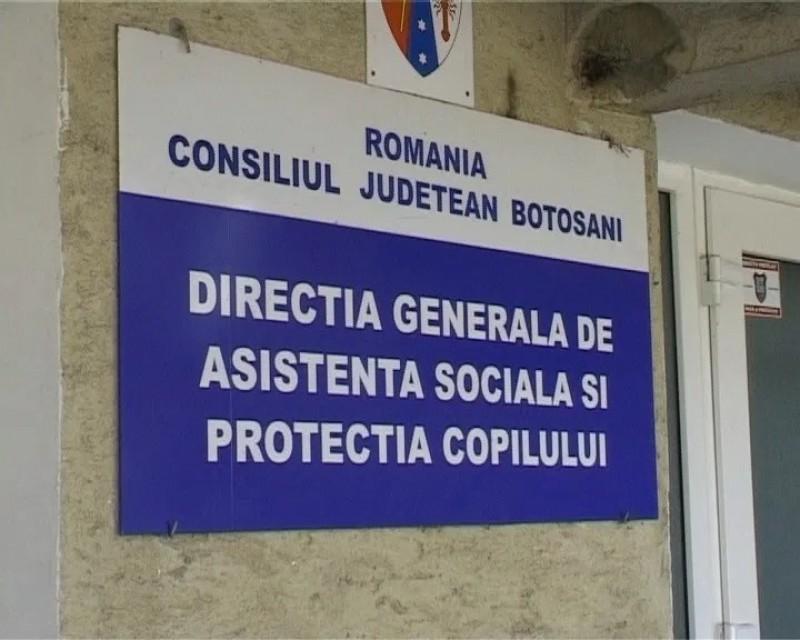 Angajări fără concurs la DGASPC Botoșani