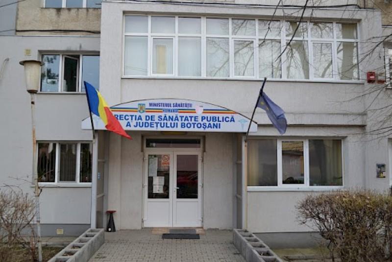 Angajat al DSP Botoșani, vizat de o anchetă pentru evaziune fiscală și abuz în serviciu