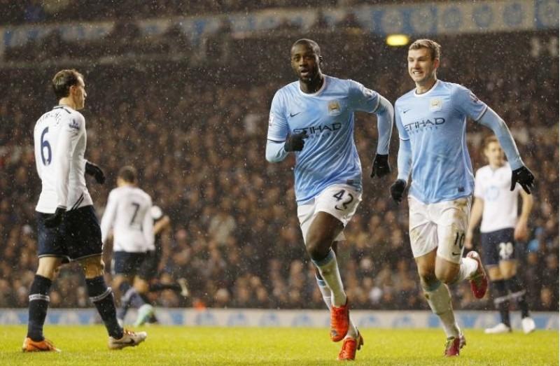ANGLIA: Tottenham - Man. City 1-5. Spurs, record negativ! VEZI GOLURILE!