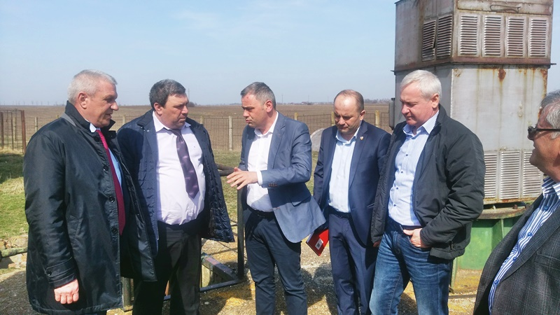Vizită a directorului general al ANIF în județul Botoșani - FOTO