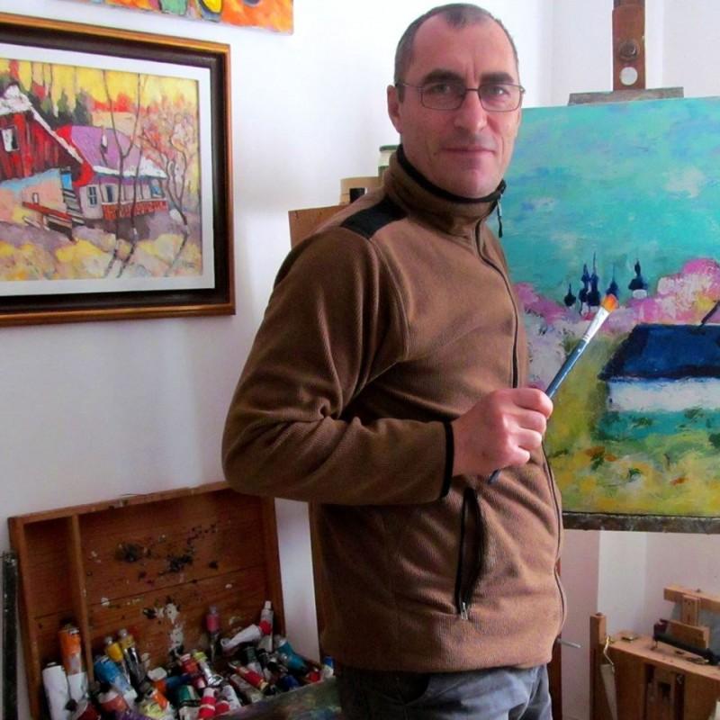 Aniversare în culoare: La mulți ani, George Șpaiuc!