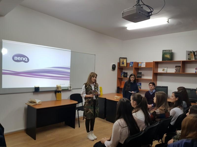 Aniversarea simbolului culturii naționale, marele Mihai Eminescu, la Seminarul Teologic din Botoșani! FOTO, VIDEO