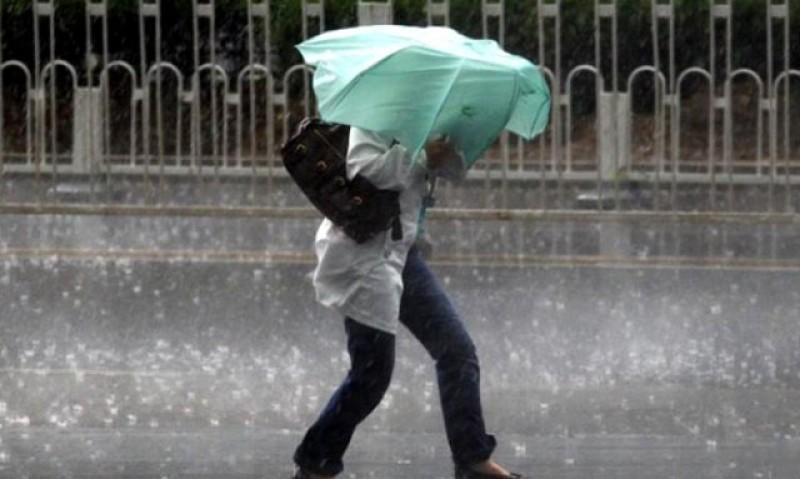 ANM a emis avertizare de vreme rea, cu furtuni și grindină