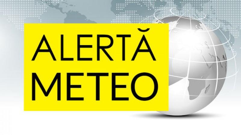 ANM: Cod galben de vânt puternic în județul Botoșani. Rafalele vor depăşi 65 kilometri pe oră