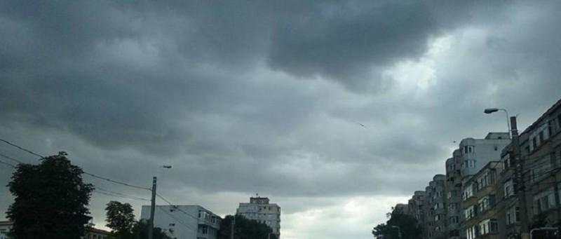 ANM: Un nou cod galben de vreme rea pentru județul Botoșani