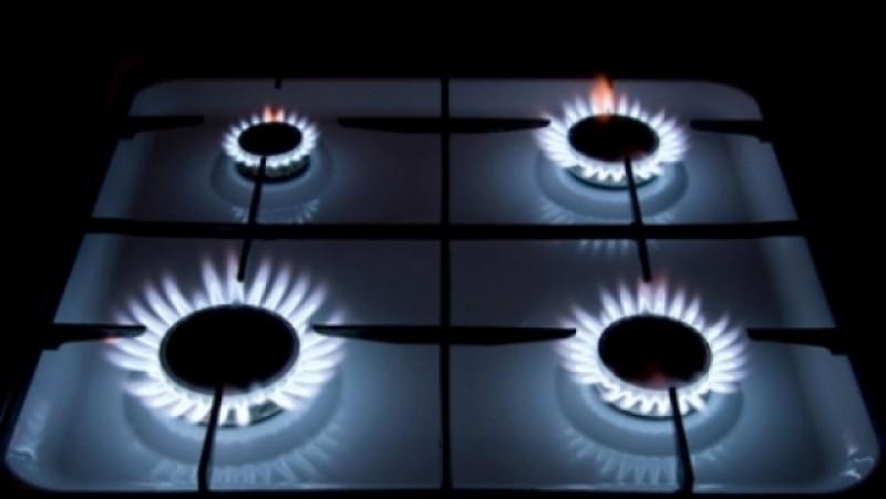 ANRE: Preţul gazelor pentru populaţie va creşte, în medie, cu 6%, de la 1 octombrie