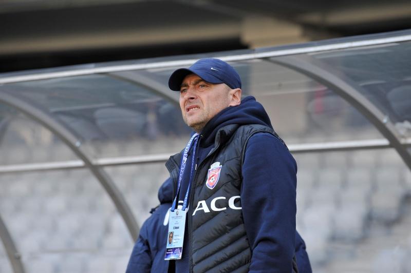 """Antrenorii de la """"U"""" şi FC Botoşani s-au luat la harţă! De la ce a pornit conflictul"""