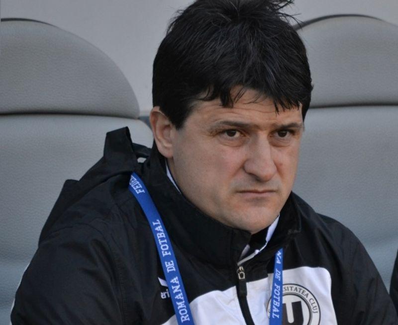 """Antrenorul Chiajnei, Adrian Falub: """"Încercăm să luăm maxim din ultimul joc din acest an, la Botosani"""""""