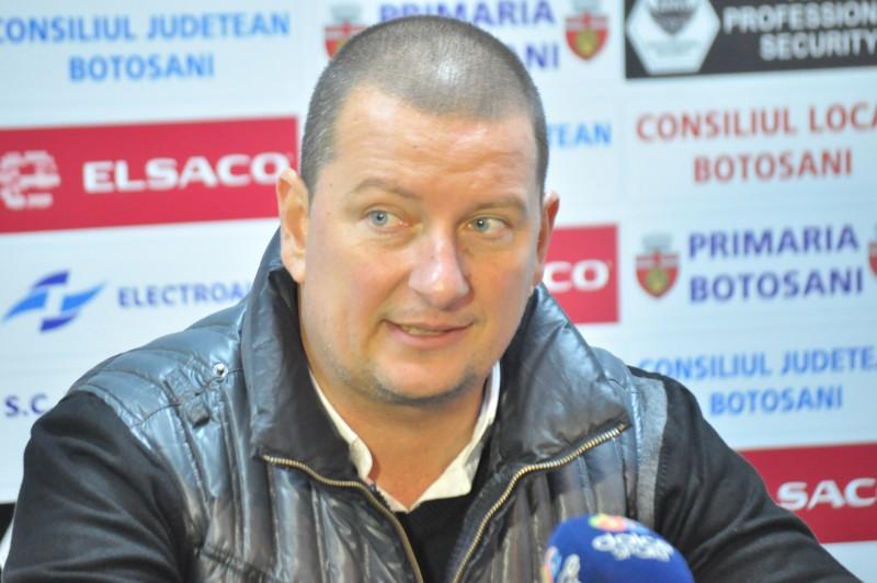 """Antrenorul Chiajnei compara orasul Botosani cu orasele din Elvetia: """"M-a impresionat"""""""