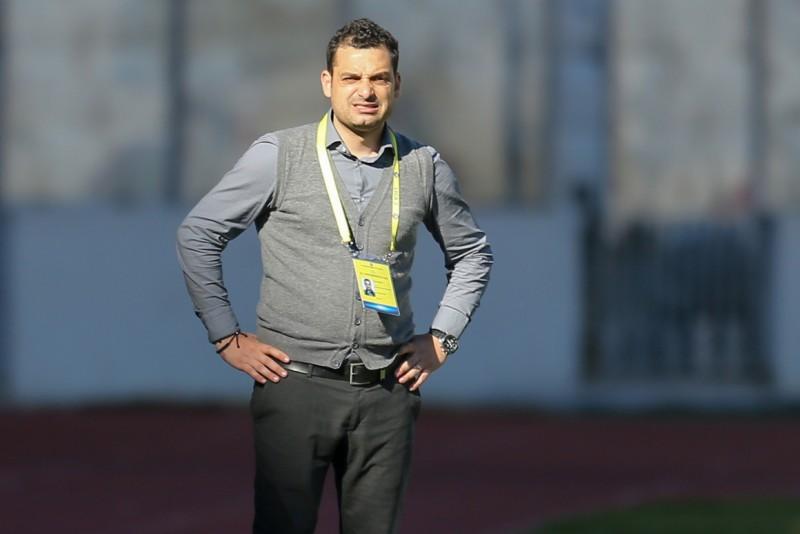 """Antrenorul Gaz Metan Mediaş, după înfrângerea cu Botoşani: """"Tragedia e că l-am pierdut pe Ilie Balaci, nu că am pierdut noi"""""""