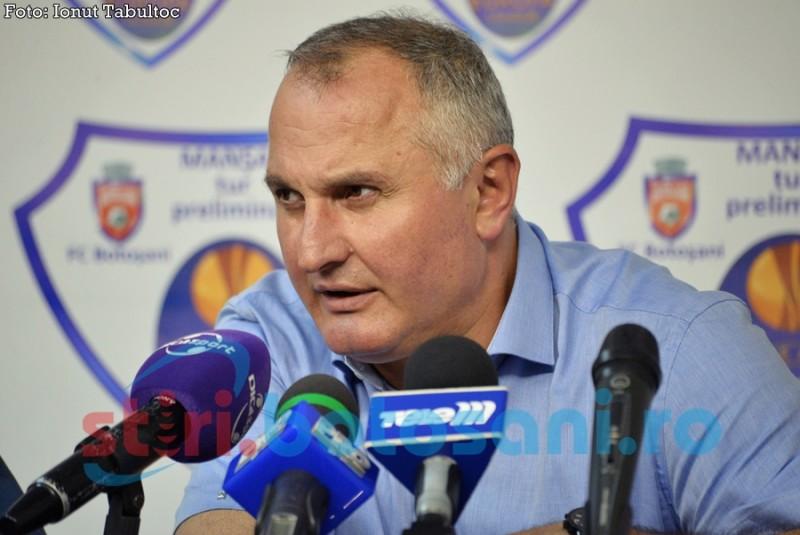 """Antrenorul georgienilor recunoaste: """"Am avut noroc, iar la Tbilisi ne asteapta un meci foarte greu"""""""