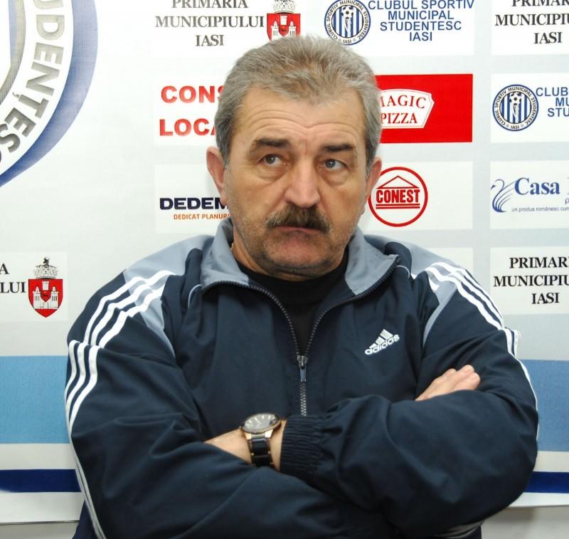 """Antrenorul timișorenilor, Ionuț Popa: """"Botoşaniul e un adversar puternic, joacă bine acasă"""""""