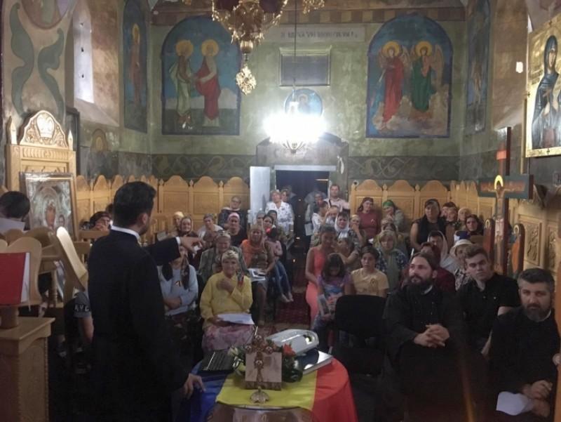 Anul Centenar sărbătorit în satul Ciornohal