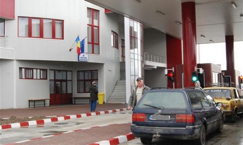 Anul trecut, peste un milion de oameni au trecut granița Uniunii Europene prin județul Botoșani