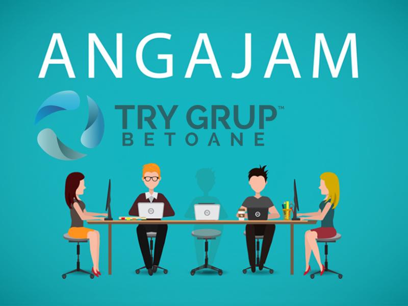 Anunț angajare Try Grup Betoane