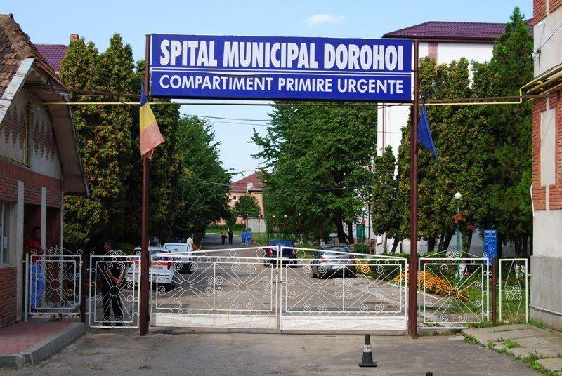 """Anunț finalizare implementare proiect """" Asigurarea accesului la servicii de sănătate în regim ambulatoriu pentru populația din județul_Botoșani"""""""