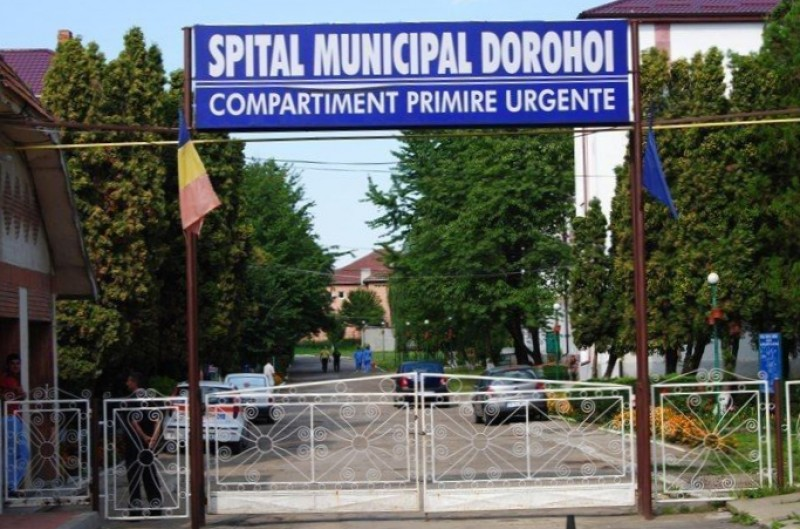 """Anunț finalizare implementare proiect """"Îmbunătățirea accesului populației din Județul_Botoșani la servicii medicale de urgență"""""""