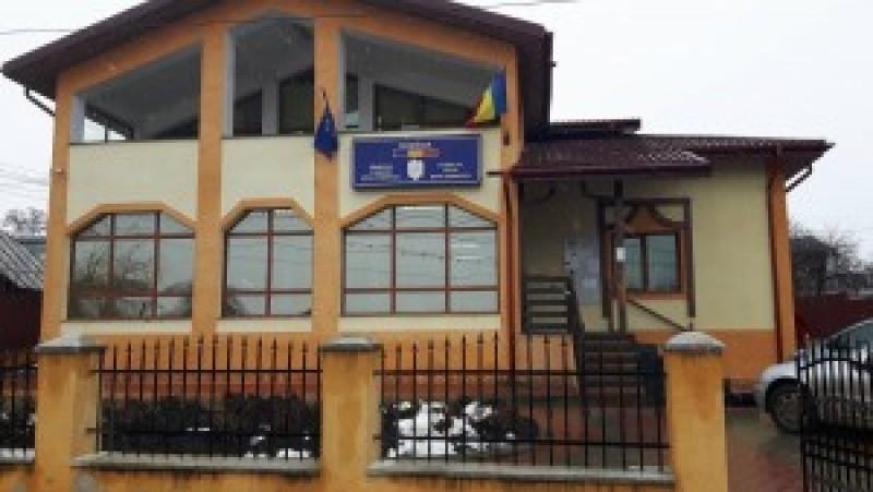 Anunț Primaria comunei Mihai Eminescu