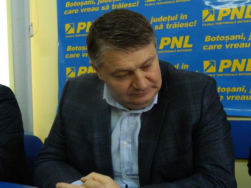 Anunt soc facut de Turcanu: PNL va cere in decembrie schimbarea viceprimarului Cosmin Andrei! Vezi persoana propusa pentru a prelua functia