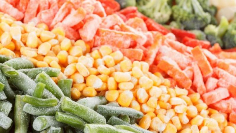 ANVSA a publicat lista produselor congelate care NU sunt contaminate cu Listeria