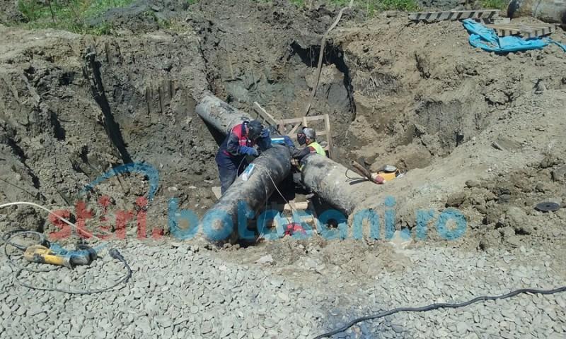 Două zile fără apă într-o comună din județul Botoșani! Avertismentul Nova Apaserv!