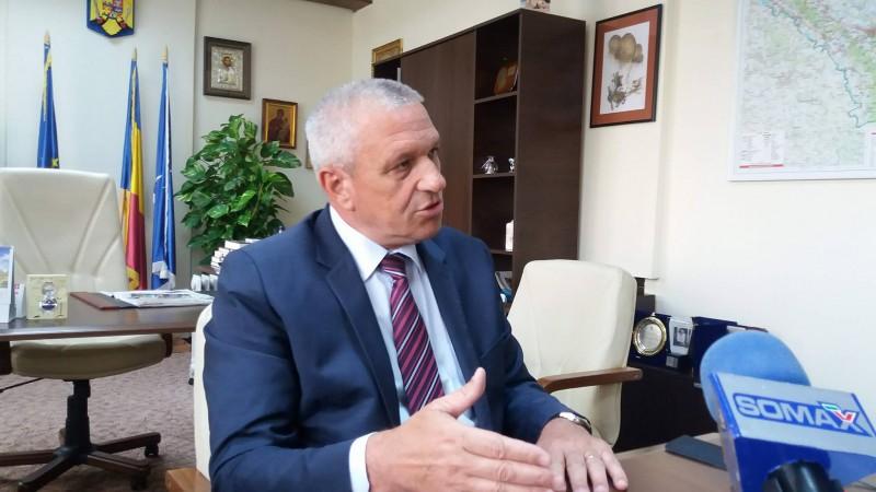 """Președintele Consiliului Județean, despre lipsa apei: """"Cei de la Administrația Apelor Siret nu au venit suficient de pregătiți """""""