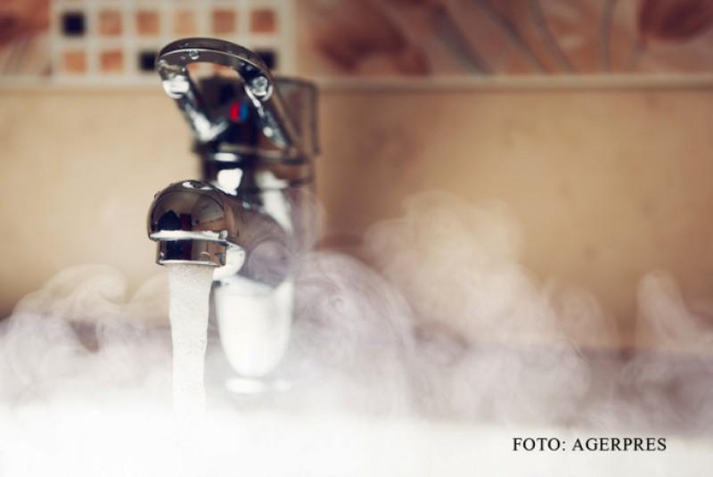 Apa caldă ar putea fi sistată de marți seară