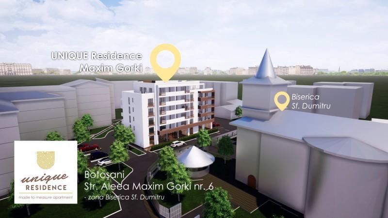 Apartamente noi în clădiri cu durata maximă de viață, peste standarde