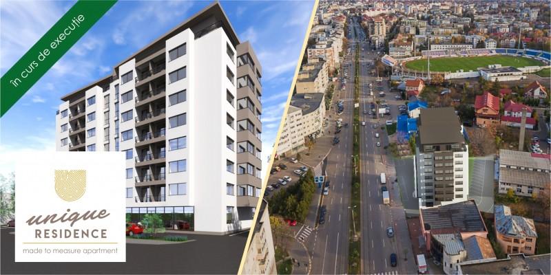 Apartamente noi la un nivel superior de siguranță de siguranță seismică, peste standarde
